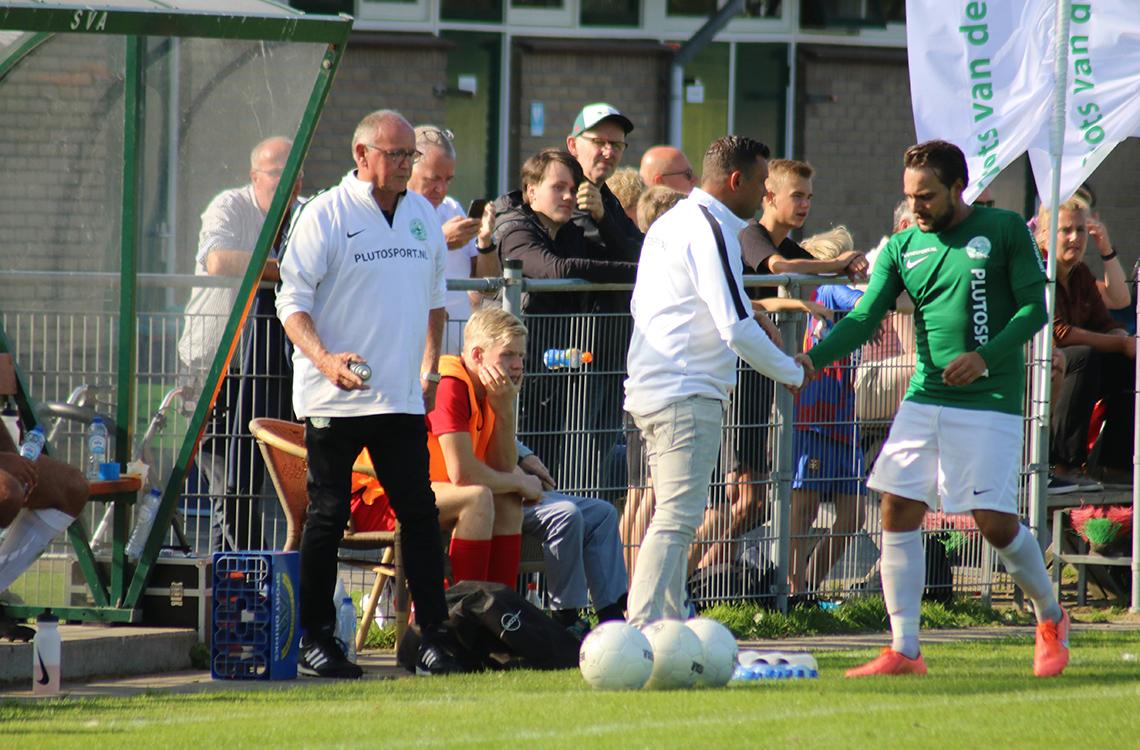 Trainer Gerald van der Klok verlaat SV Aarlanderveen