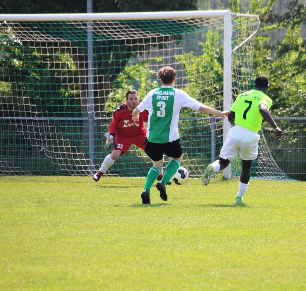 SV Aarlanderveen wint derby