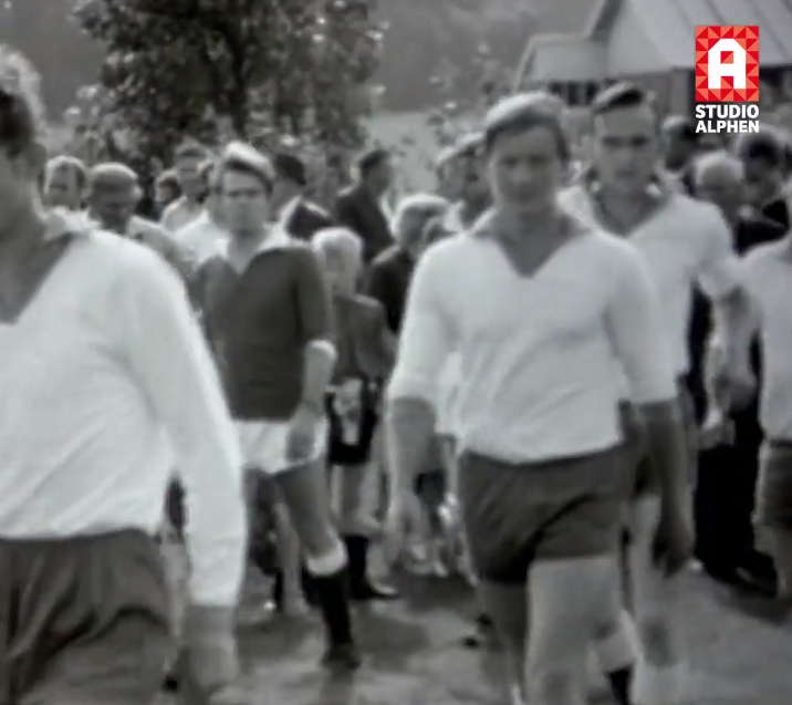 Throwback Thursday: eerste voetbalveld Aarlanderveen