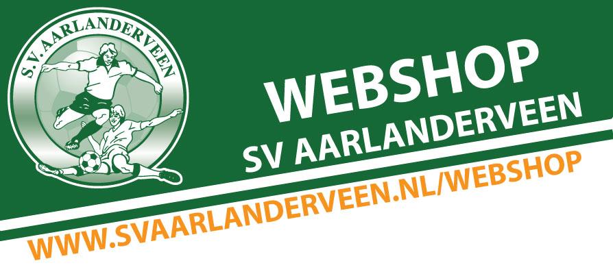 Webshop S.V. Aarlanderveen