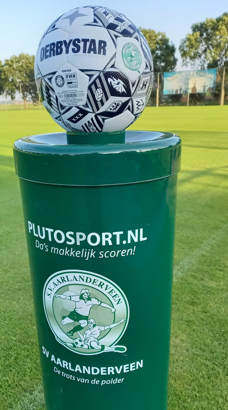 Nieuwe Eredivisie-bal
