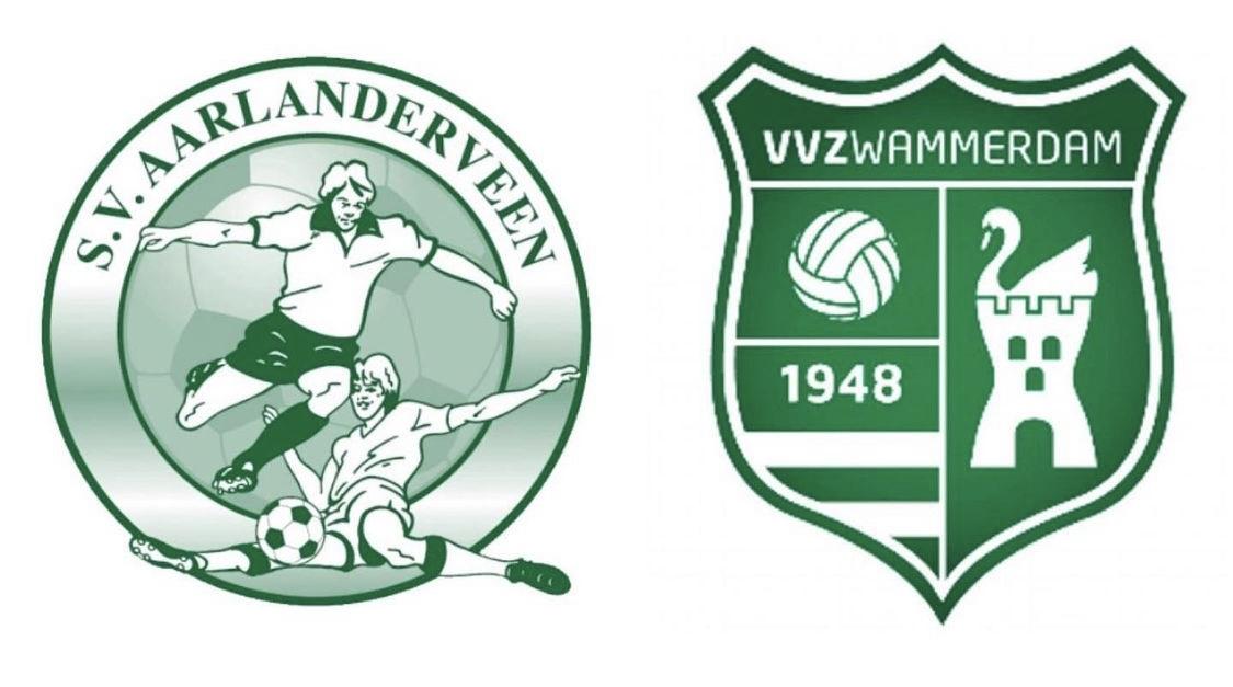 Verslag SV Aarlanderveen - VV Zwammerdam