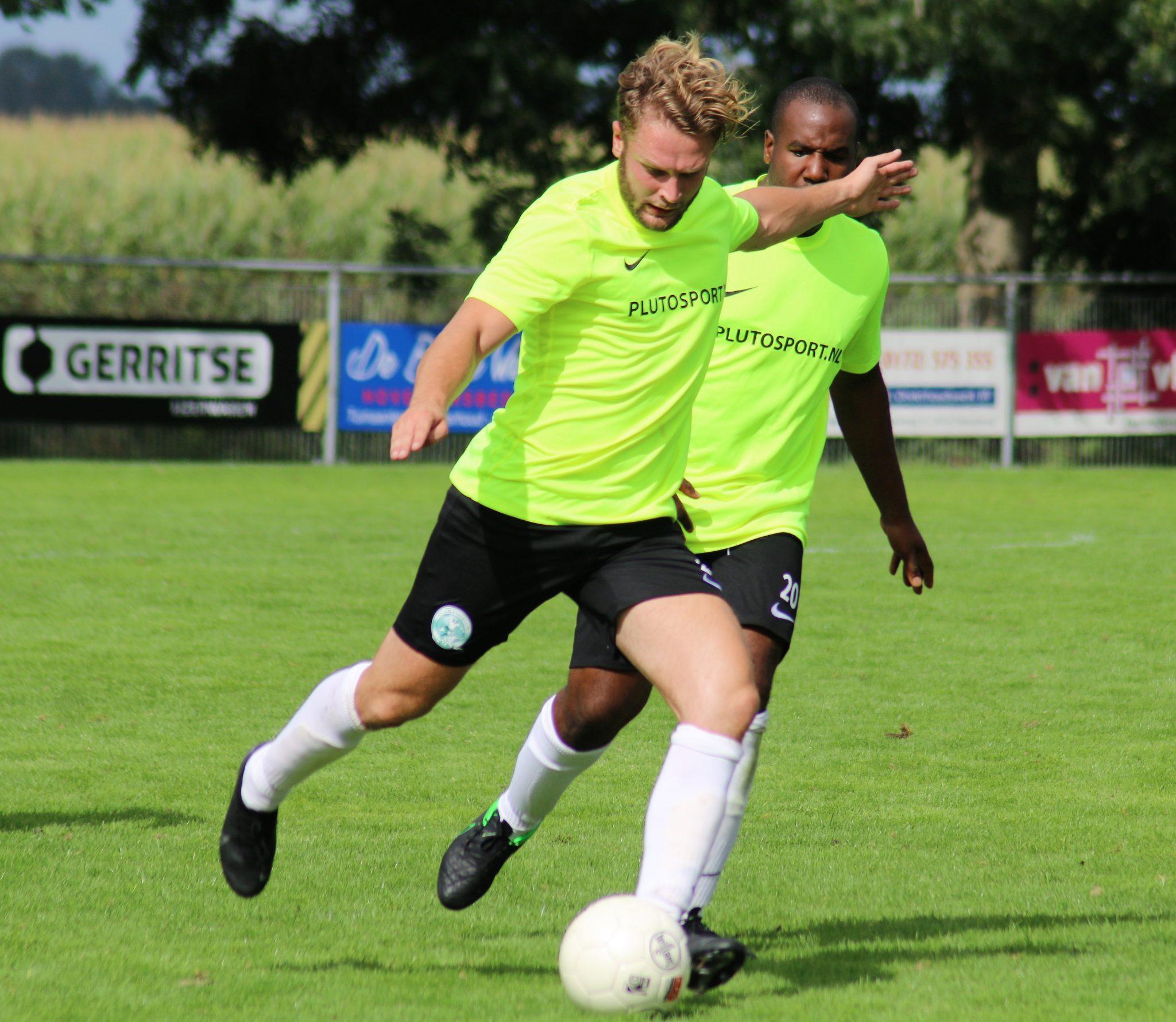 Verslag bekerwedstrijd SV Aarlanderveen - Koudekerk