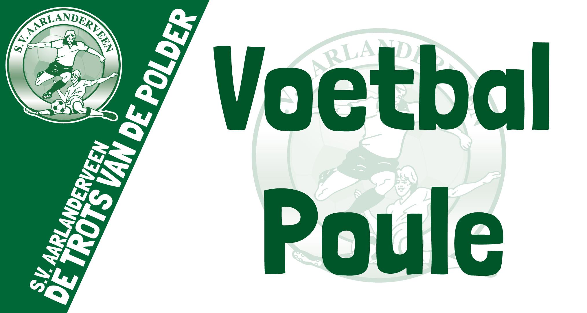 SVA voetbalpool seizoen 2020-2021
