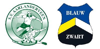 Verslag SV Aarlanderveen 1 – Blauw Zwart 1