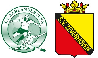 Verslag SV Aarlanderveen - SV Zevenhoven