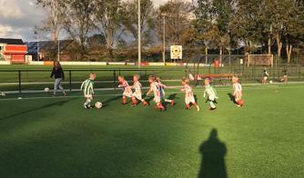 Kickers JO6 - SV Aarlanderveen JO6