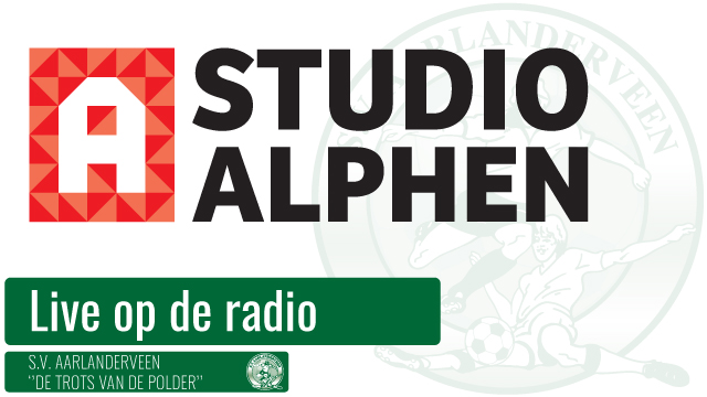 Aarlanderveen – Nieuwkoop dit weekend live op Studio Alphen