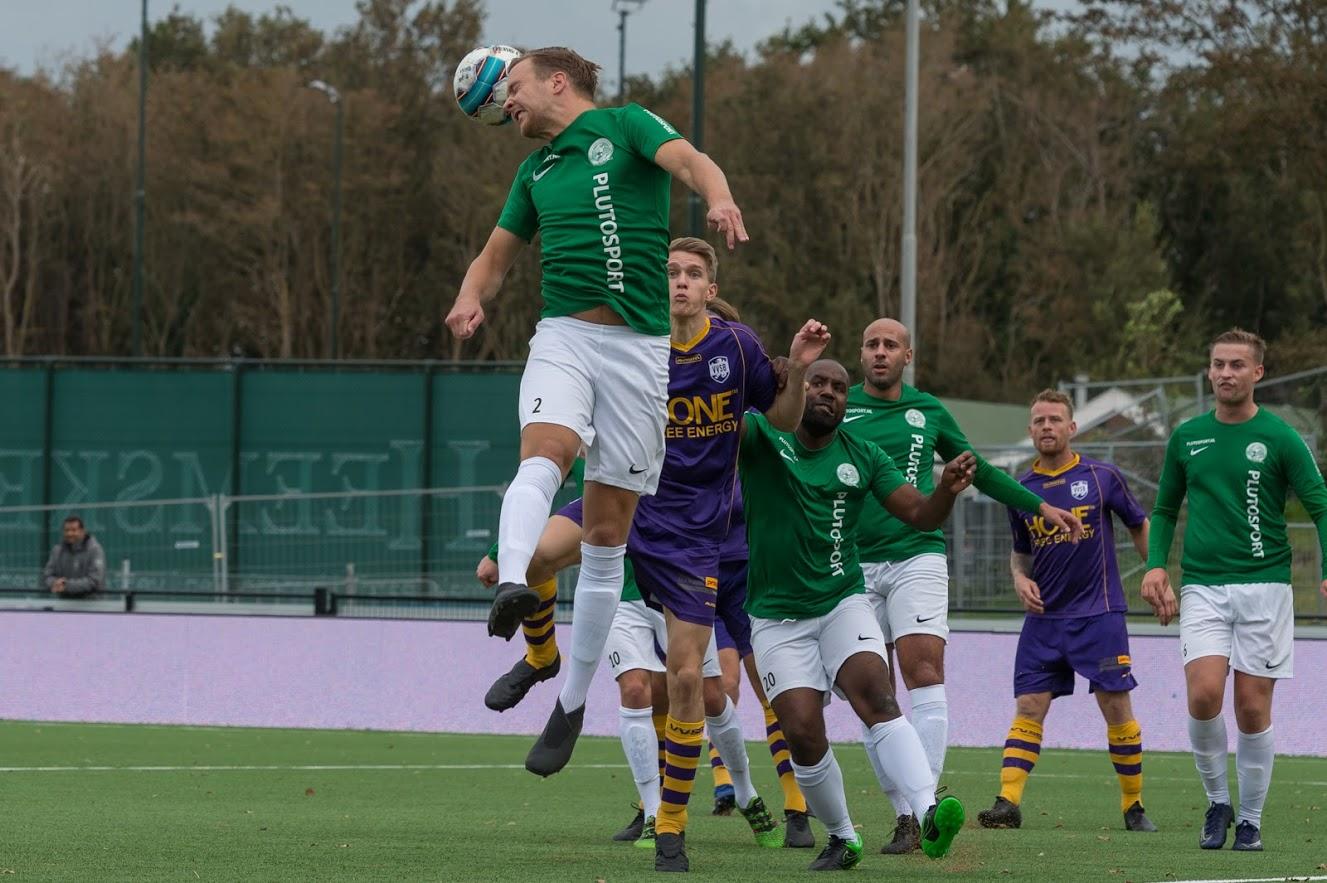 Verslag VVSB - SV Aarlanderveen