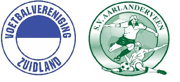 3e Bekerwedstrijd Zuidland - S.V. Aarlanderveen