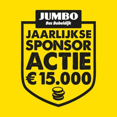 Jumbo sponsor actie 2020